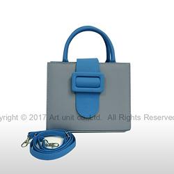 Blue + Grey